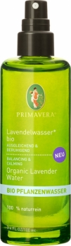 Primavera Lavendelwasser bio 100ml