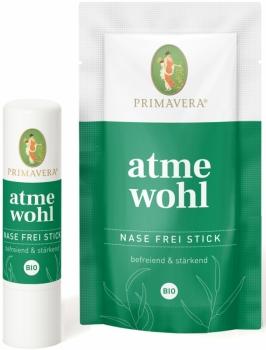 Primavera Atmewohl Nase frei Stick 0,8ml