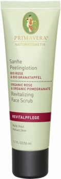Primavera Peeling Lotion Rose Granatapfel 50ml