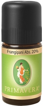 Primavera Frangipani Absolue 20% 5ml