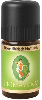 Primavera Rose türkisch 10% bio 5ml