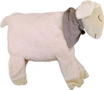 Pat und Patty Kuscheltierkissen Schaf - Organic