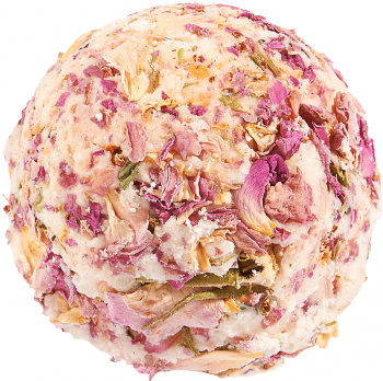 Ecoworld Badekugel Rose 50g