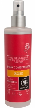 Urtekram Rose Spray Conditioner 250ml