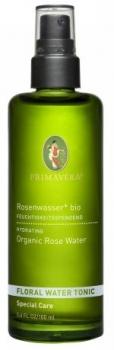 Primavera Pflanzenwasser Rosenwasser bio 100ml