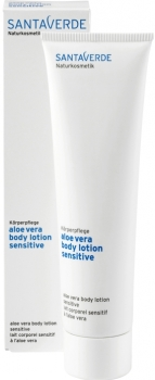 Santa Verde Aloe Vera Körperlotion sensitive 150ml