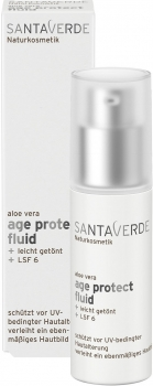 SantaVerde Aloe Vera Age Protect Fluid 30ml