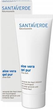 SantaVerde Aloe Vera Gel pur ohne Duft