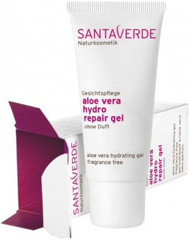 SantaVerde Aloe Vera Hydro Repair Gel ohne Duft 30ml