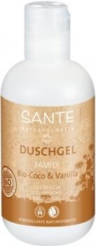 Sante Family Duschgel Bio Coco & Vanilla