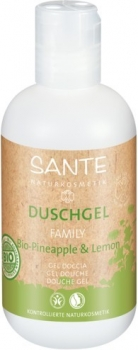 Sante Family Duschgel Bio Pineapple & Lime
