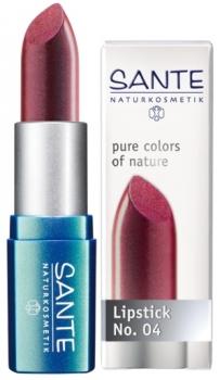 Sante Lippenstift No 4 pink glover