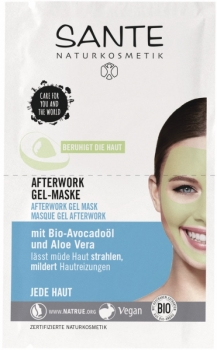 Sante Afterwork Gelmaske 8ml