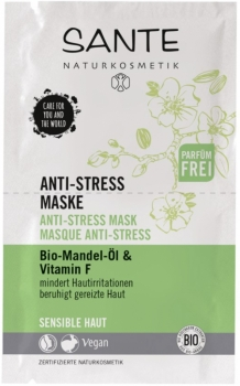 Sante Anti Stress Maske 2x7,5ml