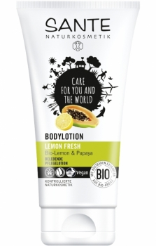Sante Bodylotion Lemon Fresh 150ml