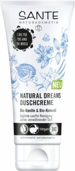 Sante Duschcreme Natural Dreams 200ml