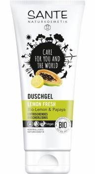 Sante Duschgel Lemon Fresh 200ml