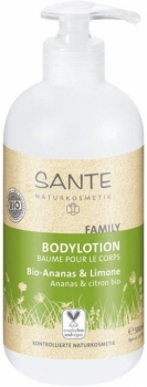 Sante Family Bodylotion Ananas Limette