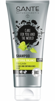 Sante Shampoo Natural Balance 200ml