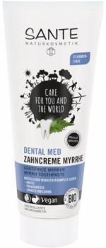 Sante dental med Zahncreme Myrrhe 75ml