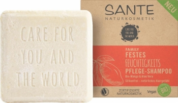 Sante festes Shampoo Feuchtigkeit 60g