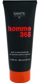 Sante Shampoo & Duschgel Homme 365 - 200ml