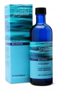 Farfalla Schaumbad Wildrose 200ml