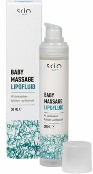 Scio Babymassage Lipofluid  50ml