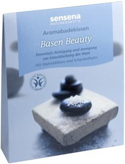 Sensena Aroma Badekissen Basen Beauty 100g