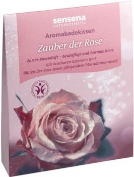 Sensena Aroma Badekissen Zauber der Rose 60g