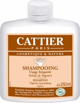 Cattier Shampoo Joghurt 250ml