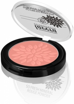 Lavera Mineral Puder Rouge 01 charming rose 5g