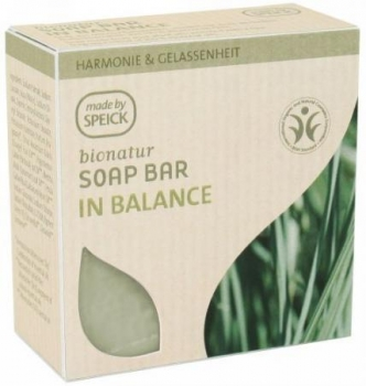 Speick Seife Soap Bar In Balance 100g