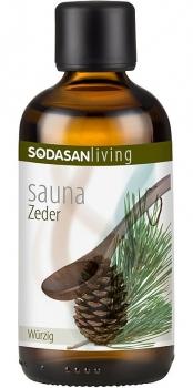 Sodasan Saunaduft Zeder 100ml