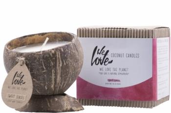 Sojawachskerze in Kokosnuss Duftkerze Sweet Senses