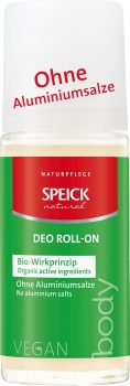 Speick Natural Deo Roll on 50ml