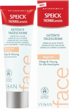 Speick Thermal getönte Tagescreme beige hell 50ml