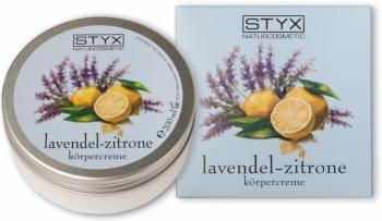 Styx Körpercreme Lavendel Zitrone 200ml