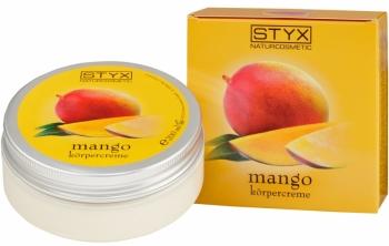 Styx Körpercreme Mango 200ml