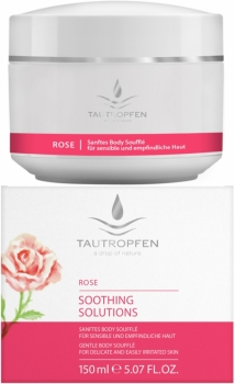 Tautropfen Rose Body Souffle 150ml