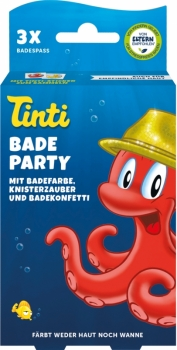 Tinti Badeparty 3er Set