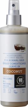 Urtekram Kokos Conditioner Leave in Spray 250ml