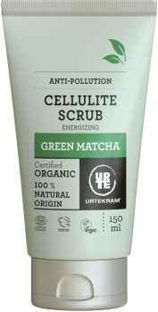 Urtekram Green Matcha Cellulite Peeling 150ml
