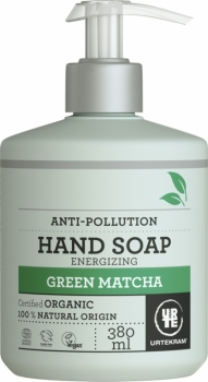 Urtekram Green Matcha Handseife 380ml