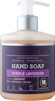 Urtekram Handseife Purple Lavender 380ml