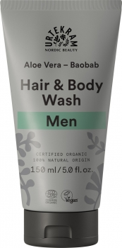 Urtekram Men Haar & Body Wash 150ml
