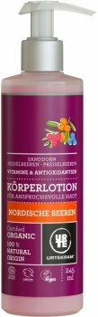 Urtekram Nordic Beeren Bodylotion 245ml