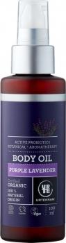 Urtekram Bodyoil Purple Lavender 100ml