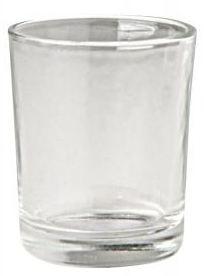 Glas für Votivkerzen
