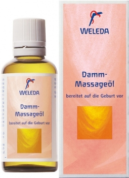 Weleda Damm Massageöl 50ml